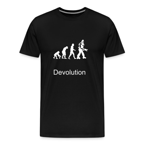 Devolution - Men's Premium T-Shirt