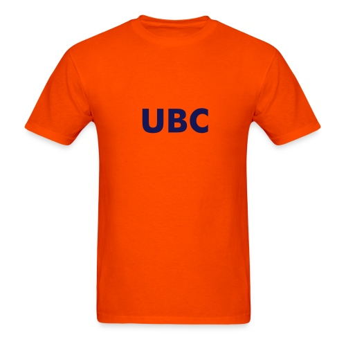 UBC Campus T-Shirt - Men's T-Shirt