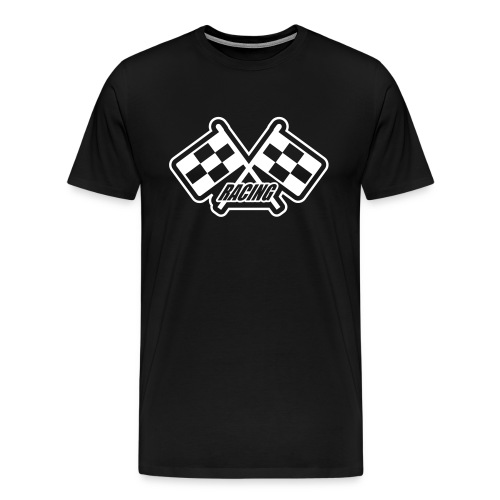 PROJECT 832 RACING TEE - Men's Premium T-Shirt