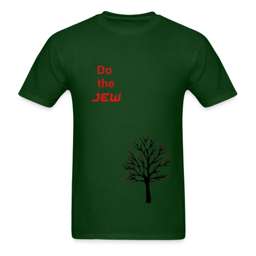 Do the Jew - Men's T-Shirt