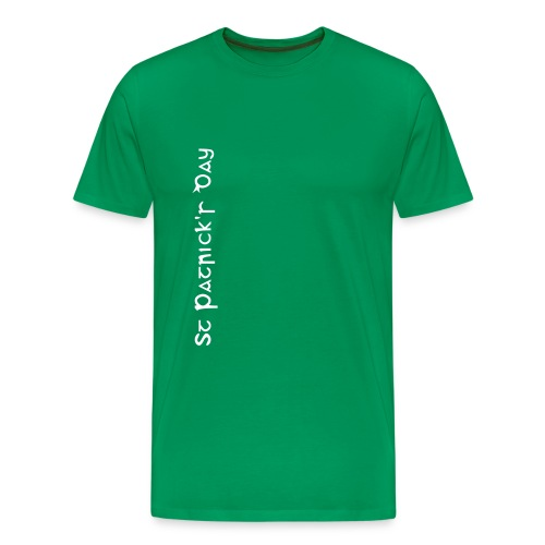 Saint Patrick's Day - Men's Premium T-Shirt