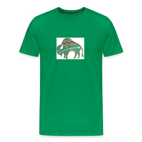 Mystical Buffalo - Men's Premium T-Shirt