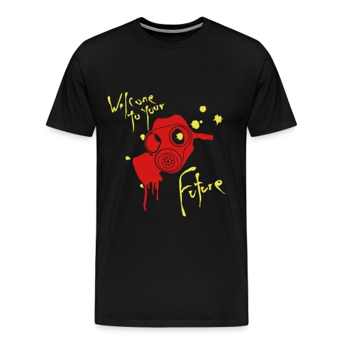 Welcome to your future - Men's Premium T-Shirt