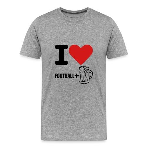 beer lovers - Men's Premium T-Shirt