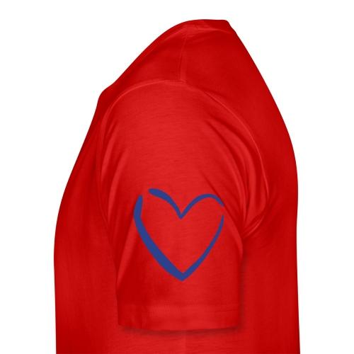 the Love tee - Men's Premium T-Shirt