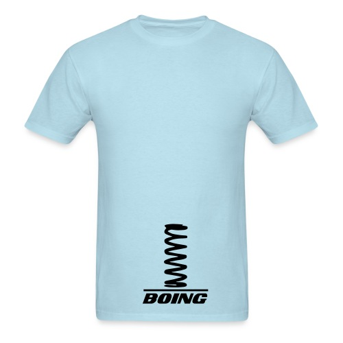BOING ! Spring Tshirt - Men's T-Shirt