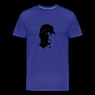 T-Shirts ~ Men's Premium T-Shirt ~ Santana Blue