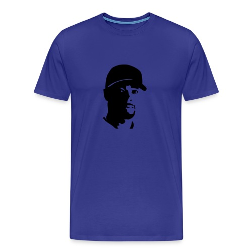 Santana Blue - Men's Premium T-Shirt
