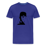 T-Shirts ~ Men's Premium T-Shirt ~ Perez Blue