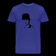 T-Shirts ~ Men's Premium T-Shirt ~ Maine Blue