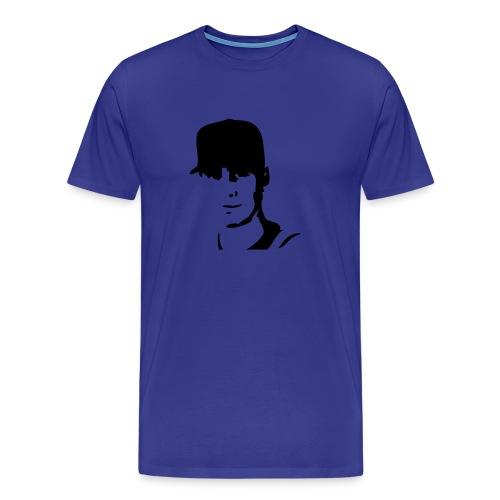 Maine Blue - Men's Premium T-Shirt