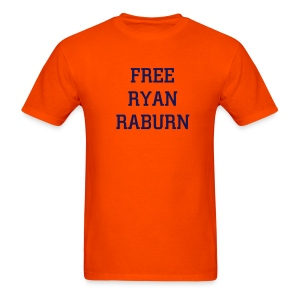Free Ryan Raburn! - Men's T-Shirt