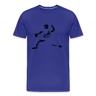 T-Shirts ~ Men's Premium T-Shirt ~ Santana Tee