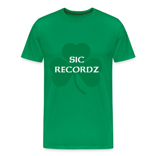 GET IT IN TIME FOR ST.PATTYS DAY MARCH 17 - Men's Premium T-Shirt