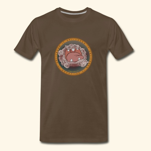 LAUGH IT UP! - Men's Premium T-Shirt