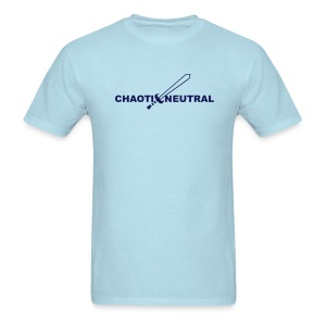 Chaotic Neutral - Men's T-Shirt