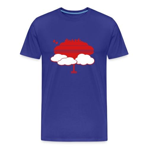 Cloud City - Men's Premium T-Shirt