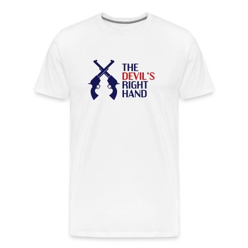 The Devil's Right Hand - Men's Premium T-Shirt