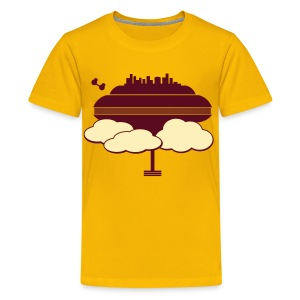 Cloud City - Kids' Premium T-Shirt