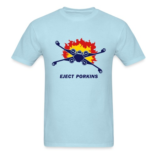 Eject Porkins - Men's T-Shirt