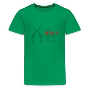 The Devil's Right Hand - Kids' Premium T-Shirt