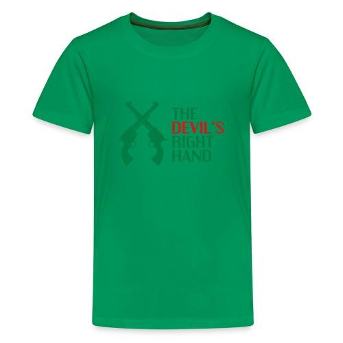 The Devil's Right Hand - Kids' Premium T-Shirt