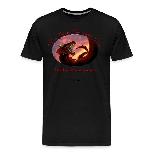 Red Dragon Inn 3XL Logo Tee