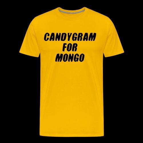 The Mongo-Lian Tee - Men's Premium T-Shirt