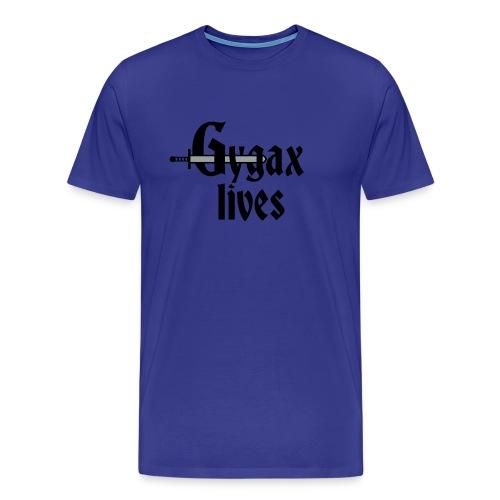 Gygax Lives - Men's Premium T-Shirt