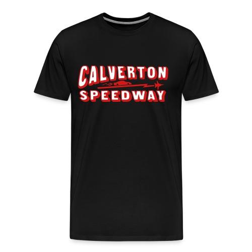 Calverton Speedway - Men's Premium T-Shirt