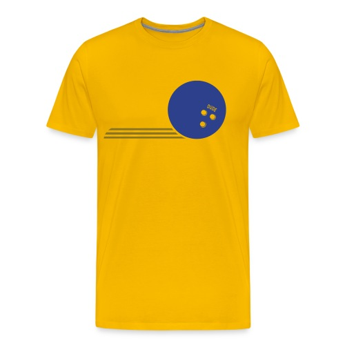 The Dude Abides - Men's Premium T-Shirt