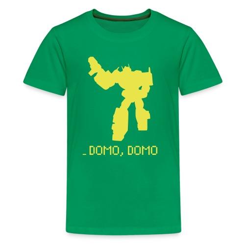 Domo, Domo - Kids' Premium T-Shirt