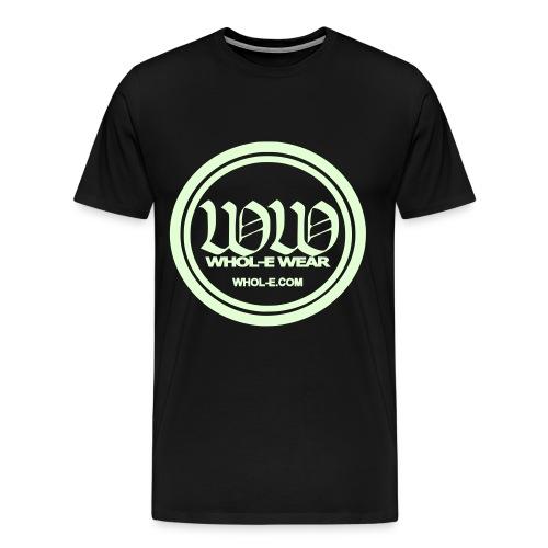 WW Classic  (GlowInTheDark) - Men's Premium T-Shirt