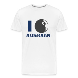 I (DS) Alderaan - Men's Premium T-Shirt