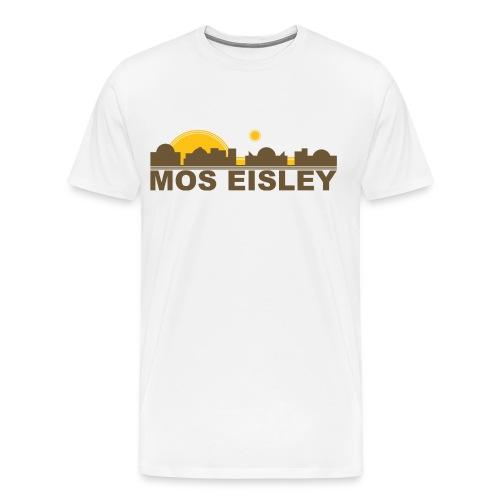 Spaceport - Men's Premium T-Shirt