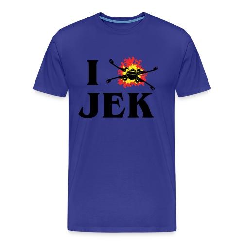I (Shot Down) Jek - Men's Premium T-Shirt