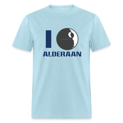 I (DS) Alderaan - Men's T-Shirt