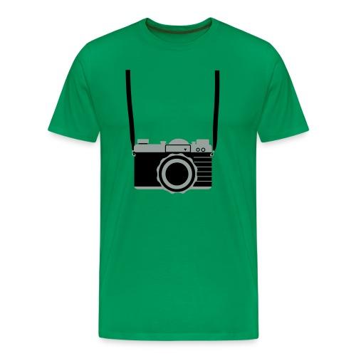 Voyeurism - Men's Premium T-Shirt