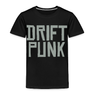 Baby & Toddler Shirts ~ Toddler Premium T-Shirt ~ Drift Japan DRIFT PUNK - Toddler's Black T-Shirt