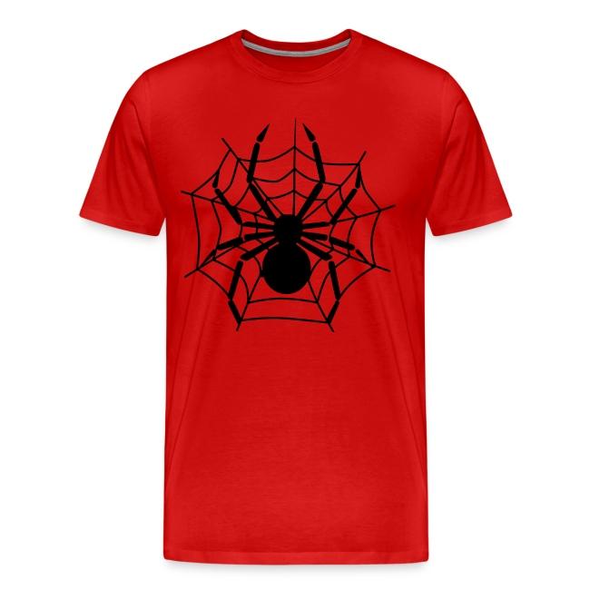 237a9463 Halloween Shirts   Spider Man t-shirt - Mens Premium T-Shirt
