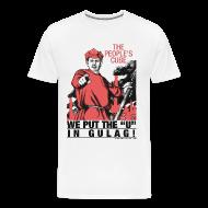 T-Shirts ~ Men's Premium T-Shirt ~ Gulag!