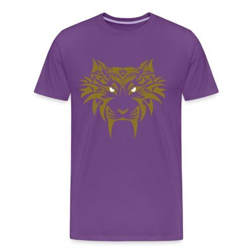 Eye Of The Tiger - Men's Premium T-Shirt