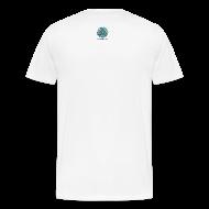 T-Shirts ~ Men's Premium T-Shirt ~ Brain/Tools Men's Tshirt