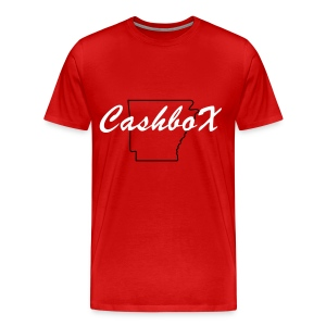 CashboX Arkansas Tee - Men's Premium T-Shirt