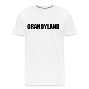 Grandyland! -- White - Men's Premium T-Shirt