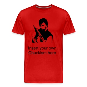 Make you own Chuck norris Tee - Men's Premium T-Shirt