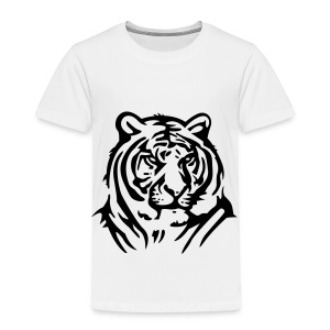Tiger Toddler Tee - Toddler Premium T-Shirt
