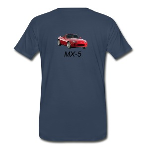 Mazda MX-5 - Men's Premium T-Shirt