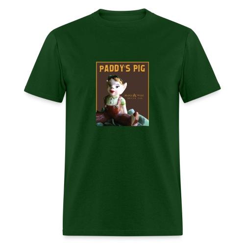Paddys Pig Maple M1 - Men's T-Shirt