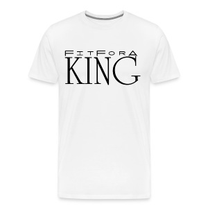 King to Be - Men's Premium T-Shirt